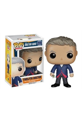 Funko Doctor Who Dr. #12 Pop