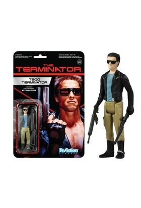 Funko Reaction Terminator T 800