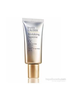 Estee Lauder Revitalizing Supreme Anti-Aging CC Spf10 30 Ml Canlandırıcı Krem