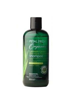 Petal Fresh Organics Lemon Grass Shampoo 475 Ml.