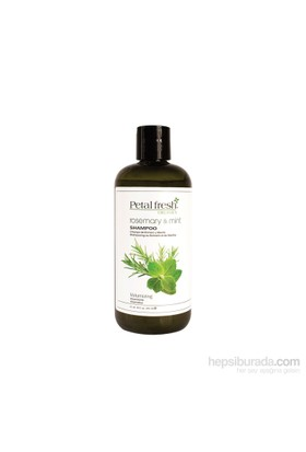 Petal Fresh Organics Rosemary Shampoo 475 Ml.