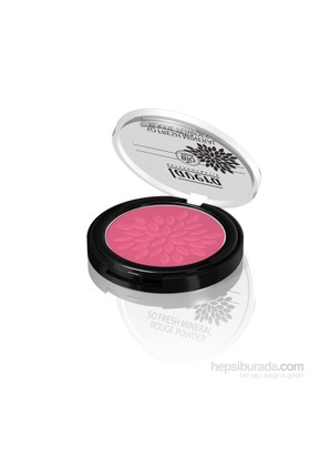 Lavera Organik Mineral Allık - Pink Harmony - Pembe Dünya 04