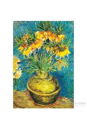 Fritillaires Caronne İmperiale,Van Gogh,(1000Parça