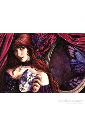 Masquerade, Scarlet Gothica (1000 Parça)