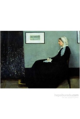 Whistlers Mother, Whistler (1000Parça)