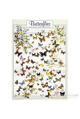 Butterflies (1000 Parça)