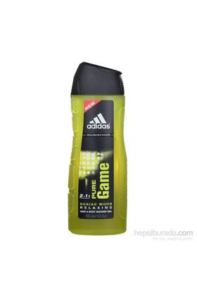 Adidas Duş Jeli ABL King 2in1 Pure Game 400 ml.