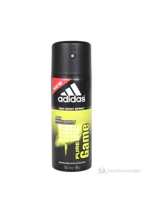 Adidas Pure Game 150 Ml Erkek Deodorant