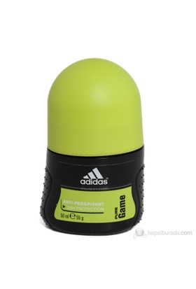 Adidas Pure Game Deo Roll On 50 Ml