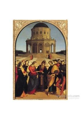 Sposalizio Della Vergine, Raffaello (1500 Parça Puzzle)