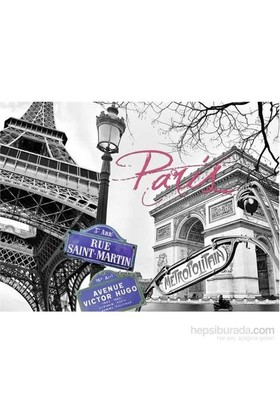 My Paris (1500 Parça Puzzle)