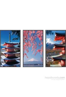 Japonya, Gavin Hellier (3X500 Parça Puzzle)