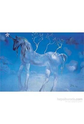 L'unicorne Allegre, Dali (2000 Parça Puzzle)