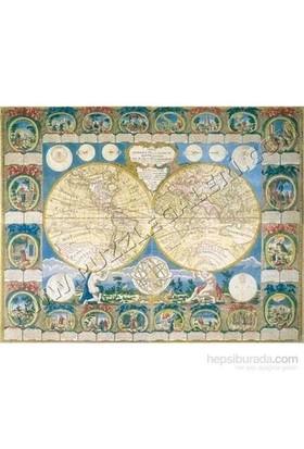 Tarihi Harita (2000 Parça Puzzle)