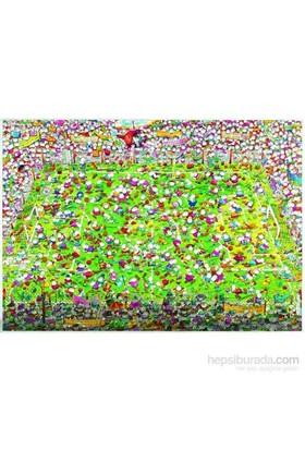 Crazy World Cup, Mordillo (4000 Parça Puzzle)