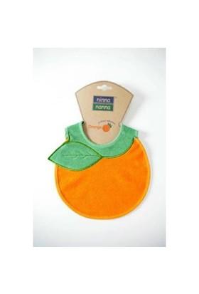 Ninna-Nanna Mama Önlüğü Orange