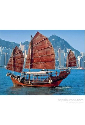 Chinese Sailboat (500 Parça Puzzle)