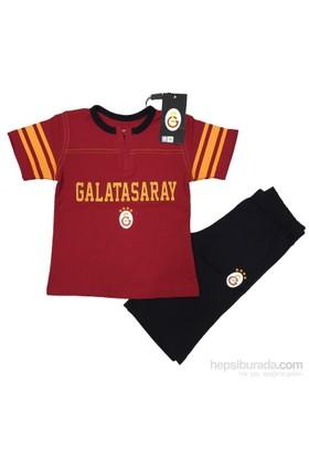 Galatasaray Gs Store Lisanslı T-Shirt Takım