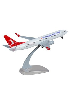 Tk Collection B737 800 1/250 Plastik Model Uçak
