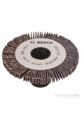 Bosch Prr 250 Es Rulo Zımpara Aksesuarı - 5 Mm, 80 Kum