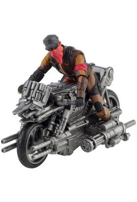 Terminator Araç ve Figür