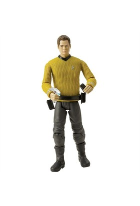 Star Trek Kirk Oyuncak Figür 15 cm