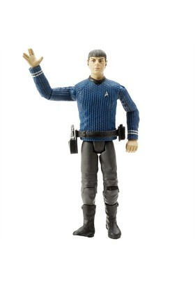 Star Trek Spock Oyuncak Figür 15 cm