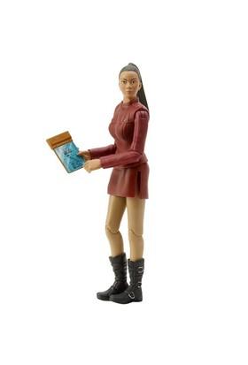 Star Trek Uhura Oyuncak Figür 15 cm