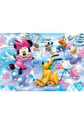 Clementoni Minnie Mouse 104 Parça Çocuk Puzzle