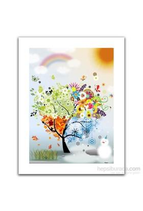 Pintoo Dilek Ağacı - 300 Parça Plastik Puzzle