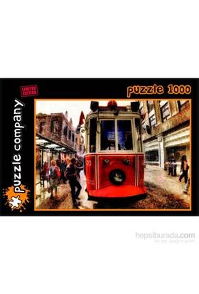 Puzzle Company Tramvay - 1000 Parça Puzzle