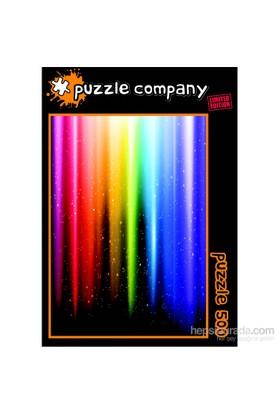 Puzzle Company Ateş - 500 Parça Puzzle