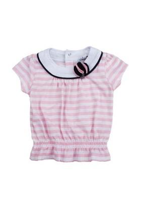 Zeyland Kız Çocuk Cizgili Tshirt K-51M552rjs52