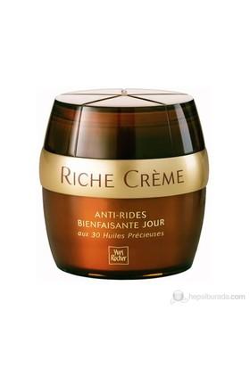 Yves Rocher Riche Creme - Hücre Yaşlanmasına Karşı Canlandırıcı Gündüz Kremi