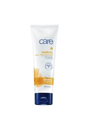 Avon Care Arı Sütü İçeren El, Tırnak Ve Kütikül Balmı 100 Ml