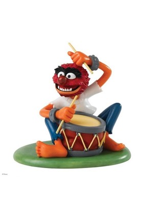 Disney Traditions Enesco Beat Drums Beat Drums! Animal Figurine