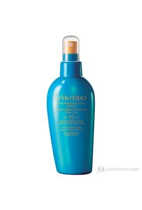 Shiseido Sun Protection Oil Free Spray Spf 15 150 Ml