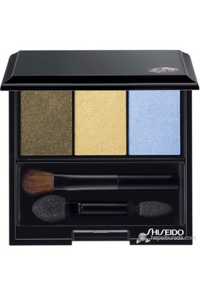 Shiseido Luminizing Eye Colour Trio Far Renk: Gy901