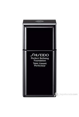 Shiseido Perfect Refining Fondöten 30 Ml Renk: Wb60