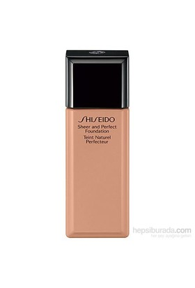 Shiseido Sheer And Perfect Foundation I60 30 Ml