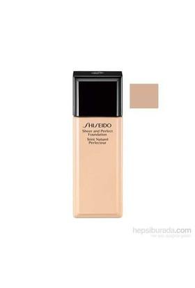 Shiseido Sheer And Perfect Foundation B20 30 Ml