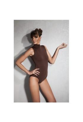 Doreanse Boğazlı Kadın Body MDOR12107