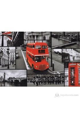 Trefl 1000 Parça Puzzle Londra Kolaj