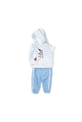 Zeyland Erkek Çocuk Mavi 3 Lu Takım - K-61H1207