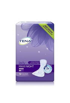 Tena Lady Maxi Nıght 12'Li 1 Paket