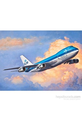Revell 1:450 Uçak Maketi Boeing 747-200
