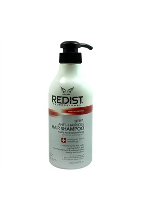 Redist Saç Dökülme Şampuanı 500Ml. Anti-Hair Loss