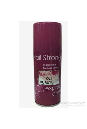 Redist Nail Strong Oje Kurutucu Spray