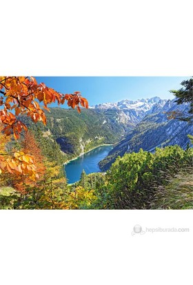 Castorland Puzzle Navy Blue Lake İn The Alps 2000 Parça