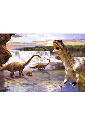 Castorland Puzzle Diplodocus (260 Parça)